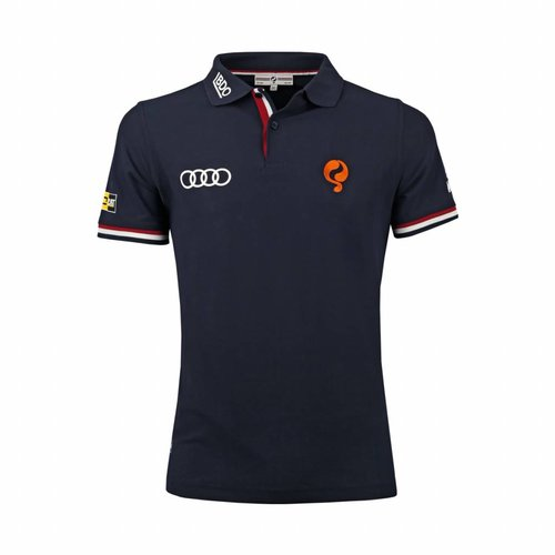 Kids Polo Joost Luiten Limited Edition Deep Navy