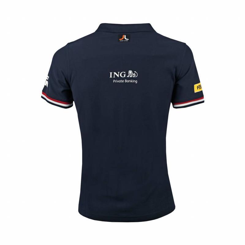 Kids Polo Joost Luiten Limited Edition Deep Navy