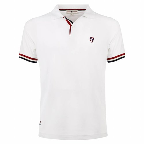 Men's Polo Joost Luiten White