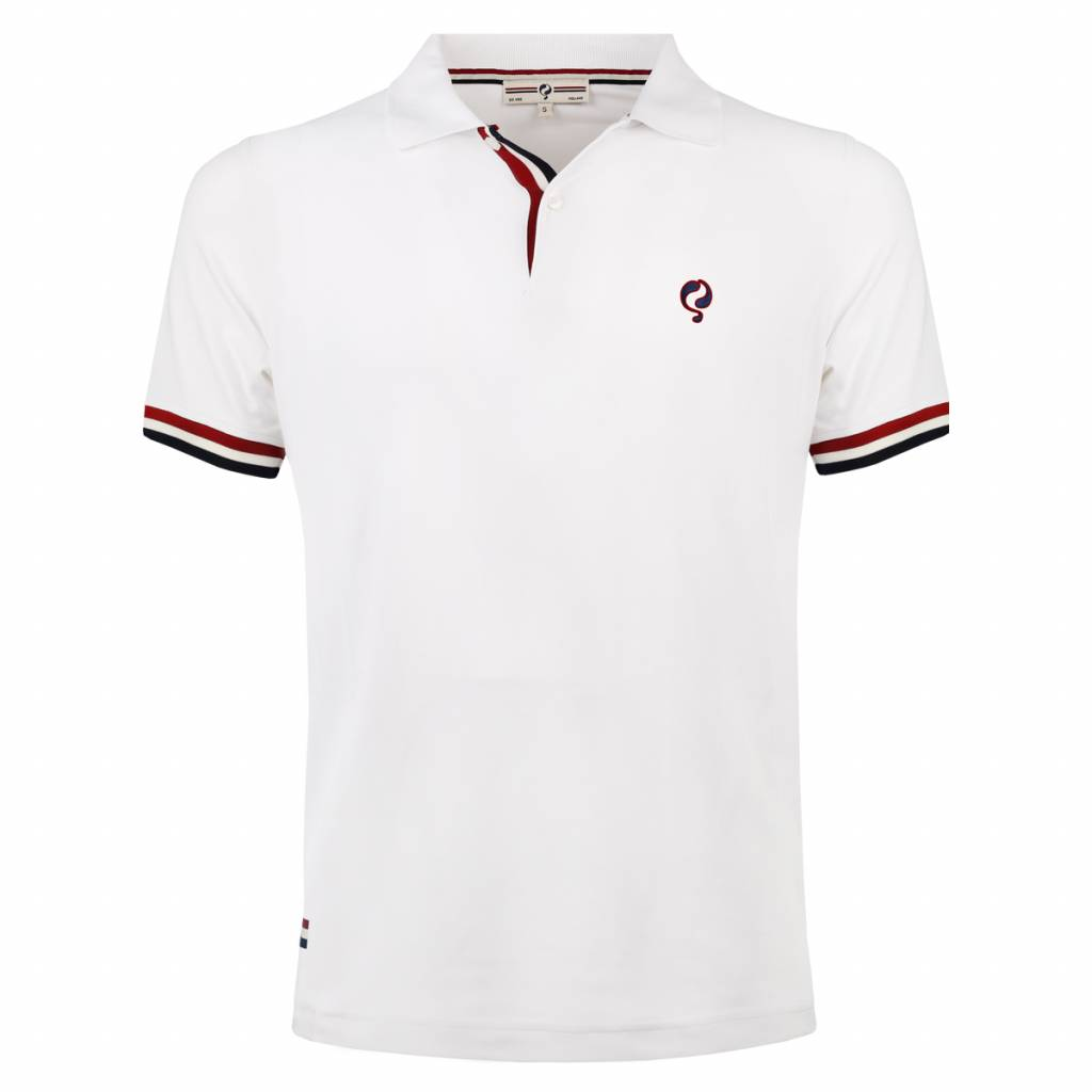 Heren Polo Joost Luiten White