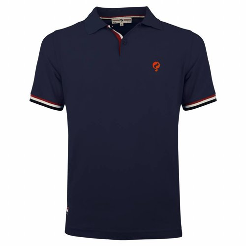 Heren Polo Joost Luiten Deep Navy