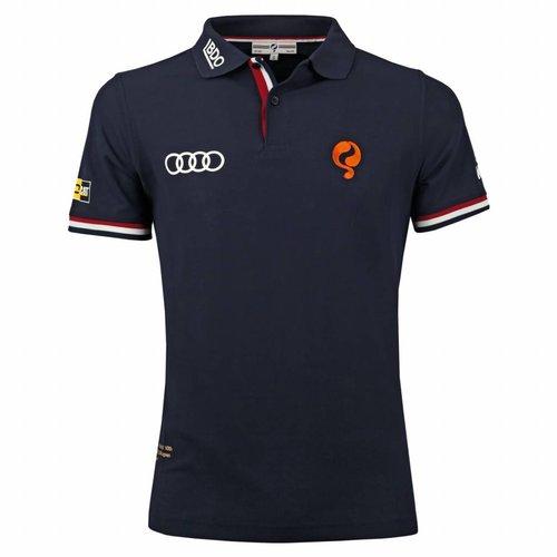 Heren Polo Joost Luiten Limited Edition Deep Navy