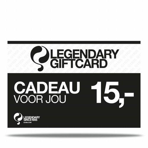 Q Gift Card €15,-