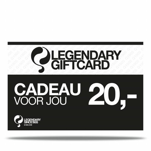 Q Giftcard €20,-