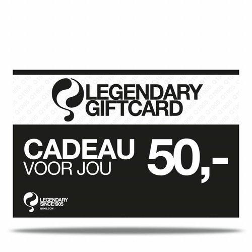 Q Gift Card €50,-