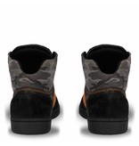 Heren Dakar Sneaker Bolivia Black / Orange