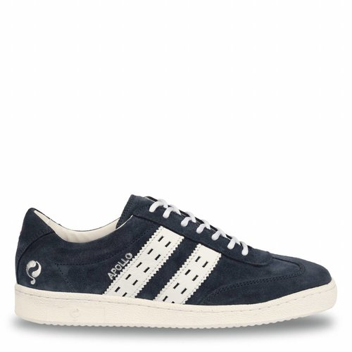 Heren Sneaker Apollo Insignia Blue / White