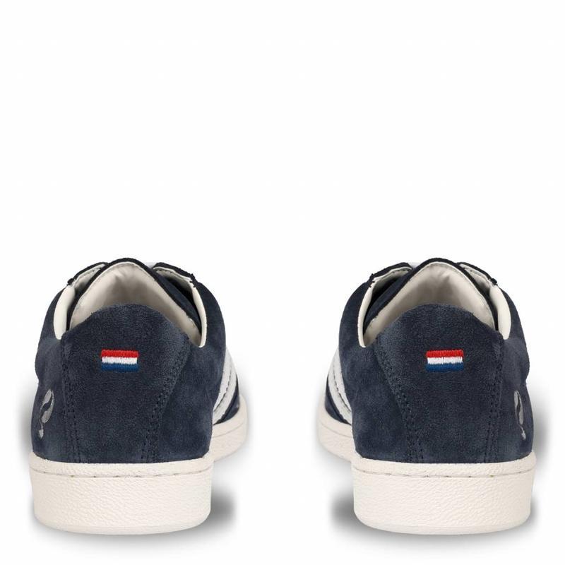 Heren Sneaker Apollo Insignia Blue / White