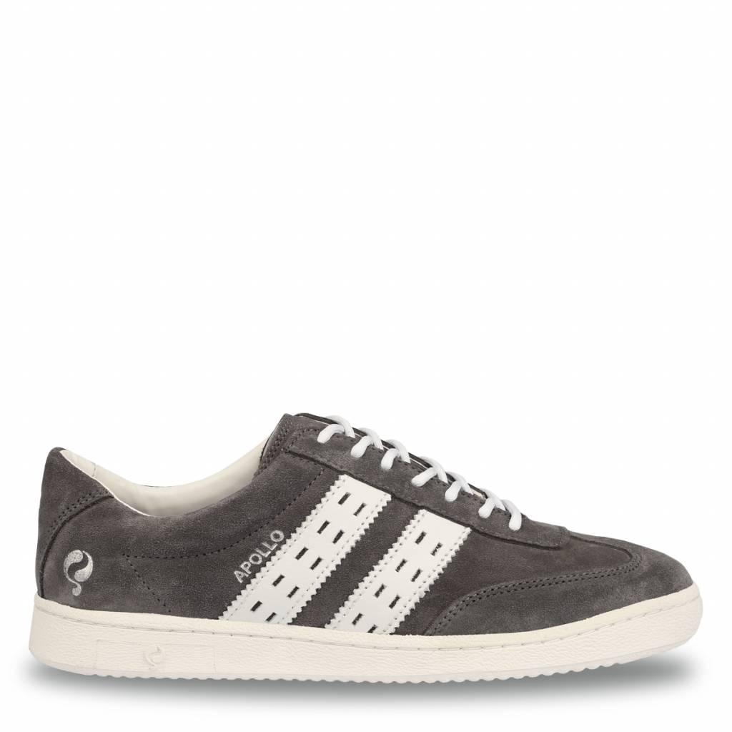 Heren Sneaker Apollo Dk Gull - White