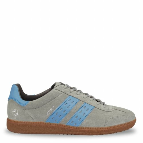 Men's Sneaker Detroit Greyhound / Azul Blue