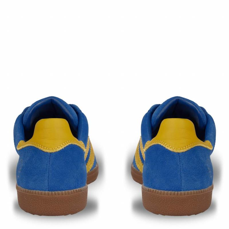 Heren Sneaker Detroit Skydiver / Blazing Yellow