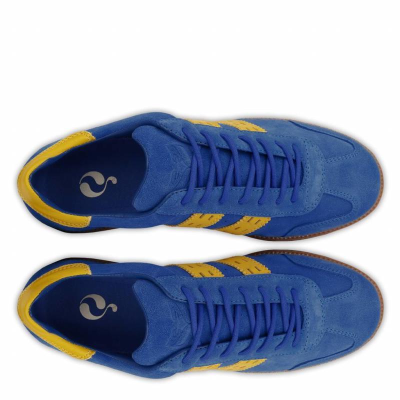 Men's Sneaker Detroit Skydiver / Blazing Yellow