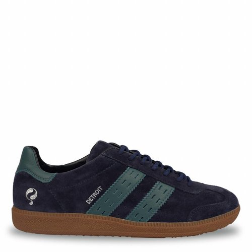 Men's Sneaker Detroit Deep Navy / Petrol