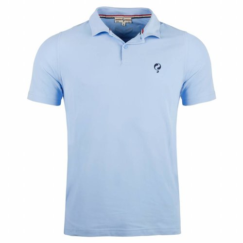 Men's Polo JL Flag Lt Azul
