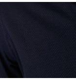 Men's Polo JL Flag Deep Navy