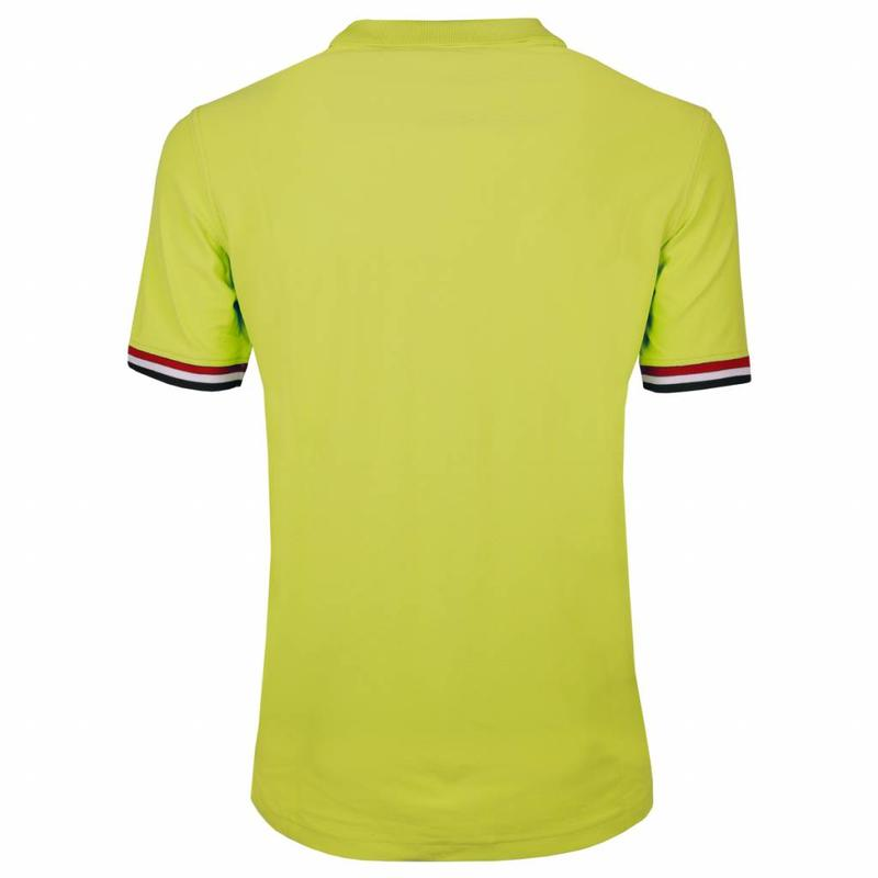 Heren Polo Joost Luiten Soft Lime