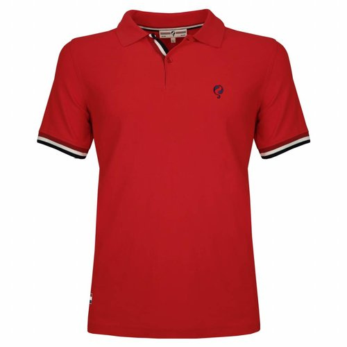 Men's Polo Joost Luiten Red