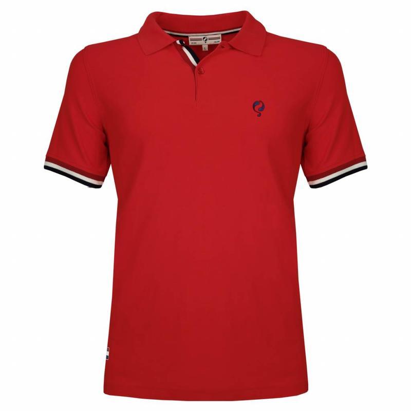 Men's Polo Joost Luiten Red