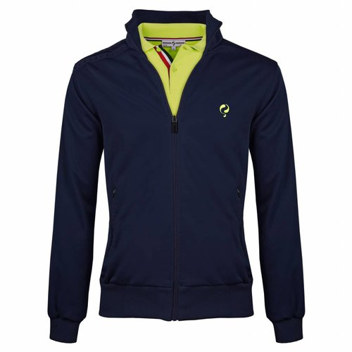 Men's Jacket Kelton Navy Lime/Navy