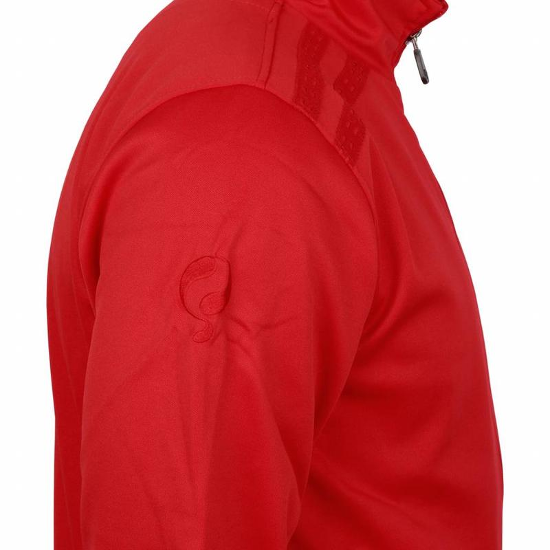 Men's Jacket Kelton Red White