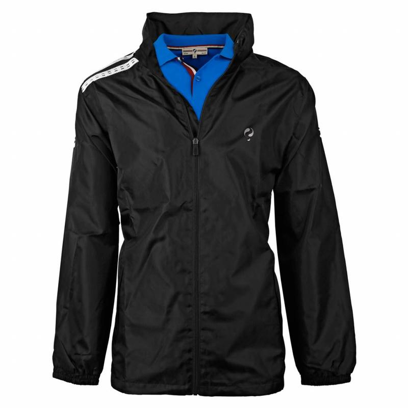 Heren Jacket Koby Black Silver/Black