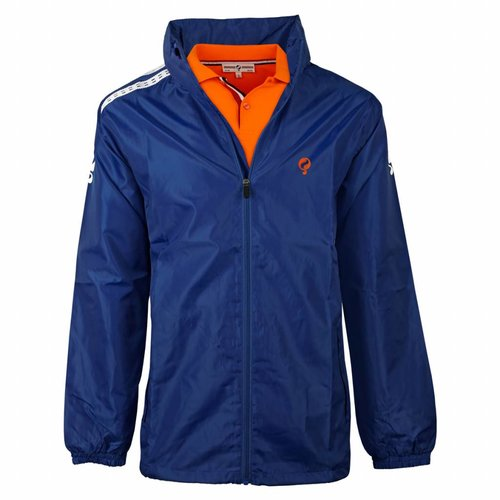 Heren Jacket Koby Kobalt Orange