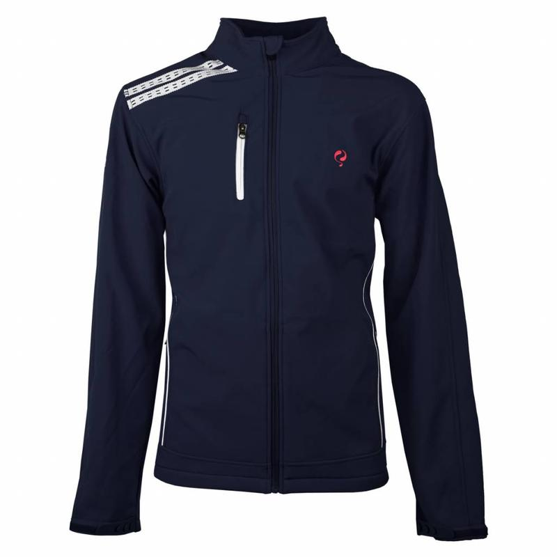 Heren Jacket Kendo Navy Pink/Navy