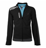 Men's Jacket Kendo Black Black/White