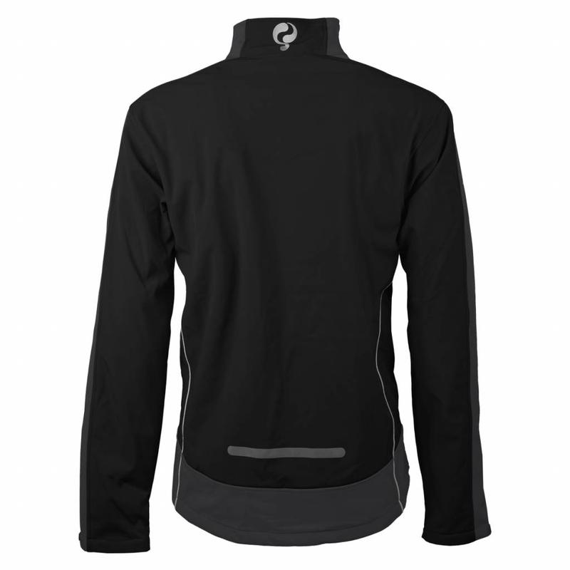 Heren Jacket Kendo Black Black/White