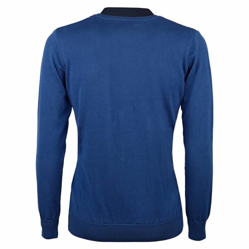 Q1905 Men's Pullover V-neck Marden Skydiver