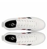 Heren Sneaker Typhoon SP White / Red-Deep Navy