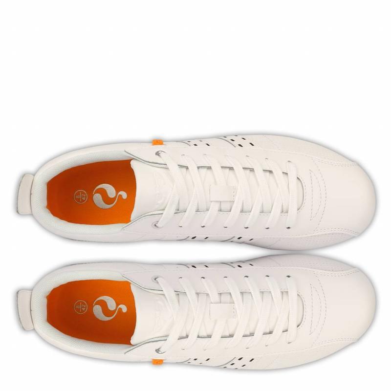 Heren Sneaker Typhoon SP White