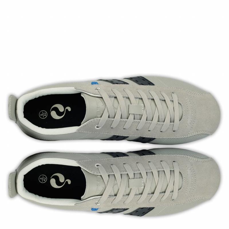 Heren Sneaker Typhoon SP Greyhound / Deep Navy