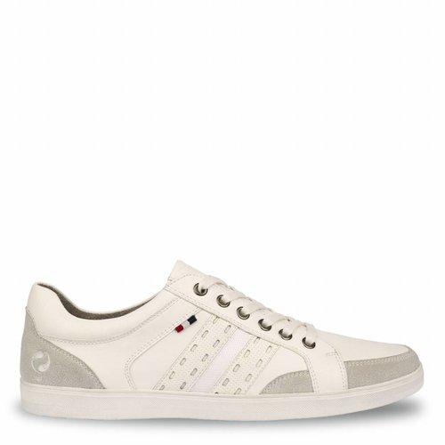 Heren Sneaker Waden White