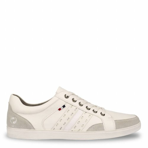 Men's Sneaker Waden White