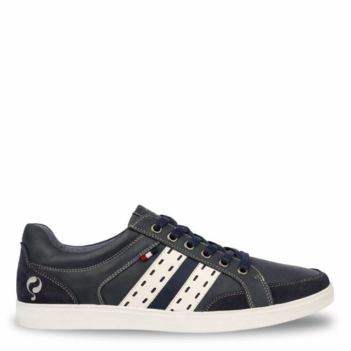 Men's Sneaker Waden Deep Navy / Cloud Dancer