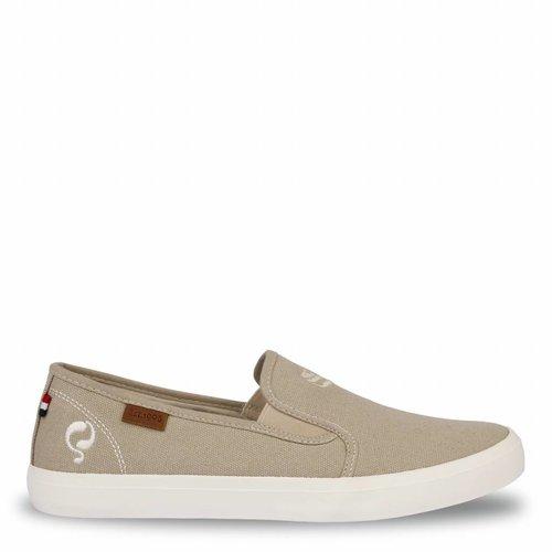 Heren Sneaker Lago Taupe Grey