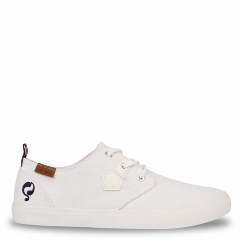 Men's Sneaker Elba White