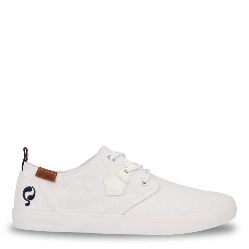 Men's Sneaker Elba White