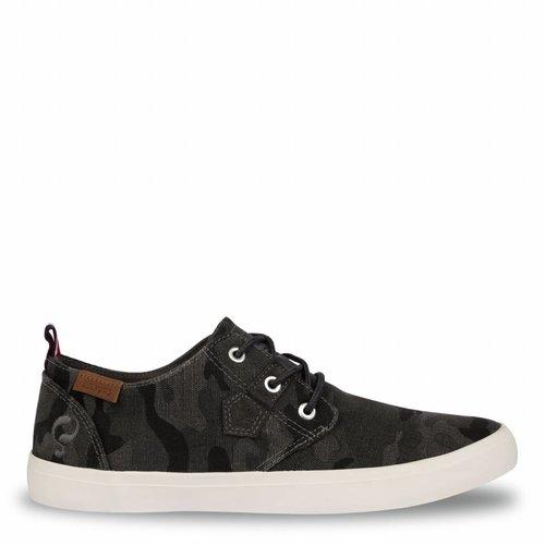 Heren Sneaker Elba Army Grey
