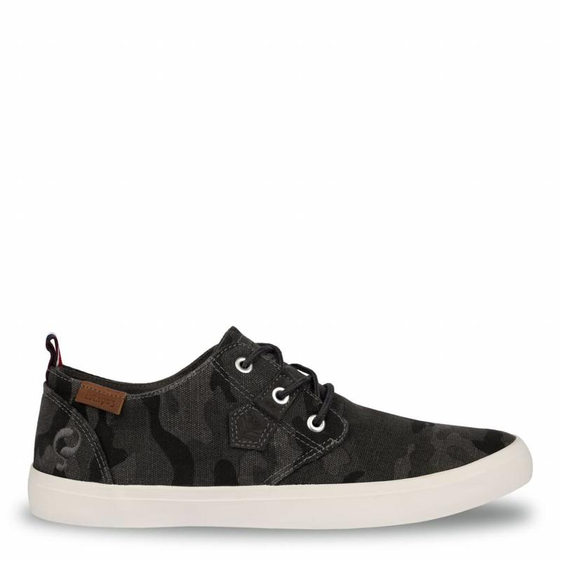 Heren Sneaker Elba Army Grey