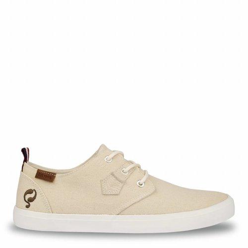 Heren Sneaker Elba Lt Beige