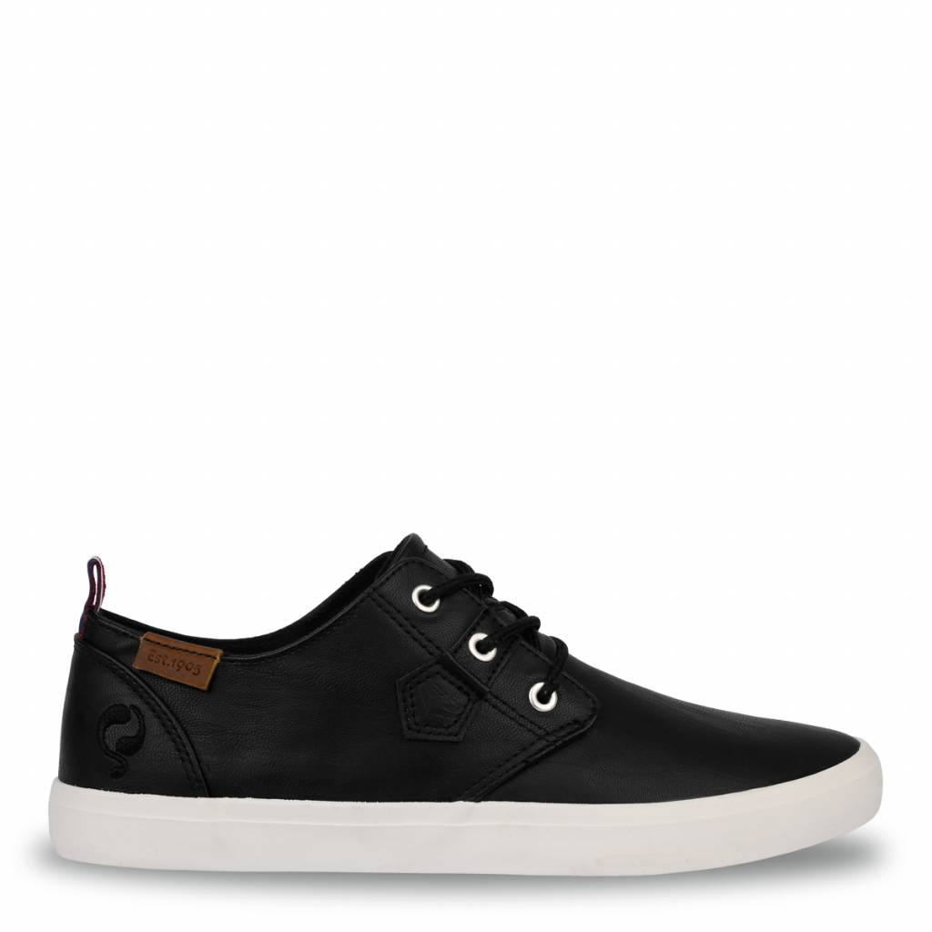 Q1905 Heren Sneaker Elba Black