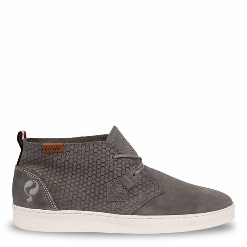 Men's Shoe Bradon Dk Grey / Cloud Dancer