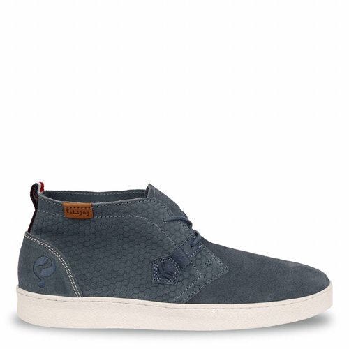 Heren Schoen Bradon Dk Denim / Cloud Dancer