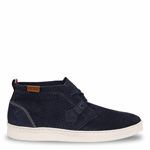 Heren Schoen Bradon Deep Navy / Cloud Dancer
