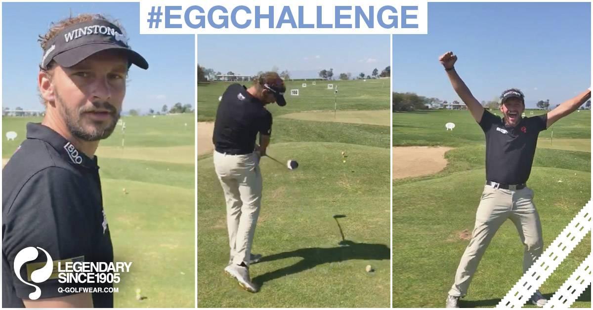 Q Egg Challenge met Joost Luiten