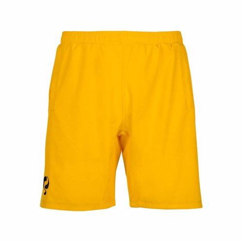Tennis Shorts Break  Yellow