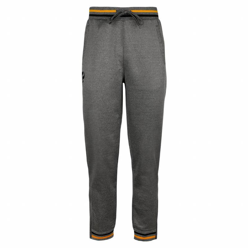 Tennis Pants Court Grey / Black / Yellow