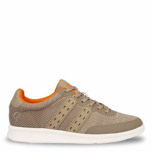 Heren Sneaker Kristal Soft Taupe